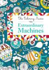 Extraordinary Machines (Coloring Studio #3) Cover Image