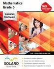 Common Core Mathematics Grade 5: Solaro Study Guide (Common Core Study Guides) Cover Image