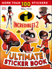 Ultimate Sticker Book: Disney Pixar: The Incredibles 2 (Ultimate Sticker Books) Cover Image