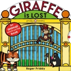 Giraffe is Lost: An animal search-and-find book Cover Image