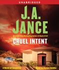 Cruel Intent: A Novel of Suspense Cover Image