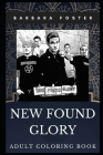 New Found Glory Adult Coloring Book: Pop Punk Idols and Alternative Rock Legends Inspired Coloring Book for Adults Cover Image