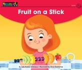Fruit on a Stick Leveled Text Cover Image