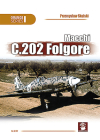 Macchi C.202 Folgore 3rd Edition (Orange #8122) Cover Image