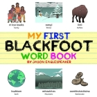 My First Blackfoot Word Book Cover Image