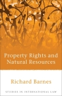 Property Rights and Natural Resources (Studies in International Law #22) Cover Image