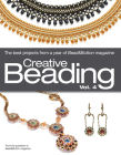 Creative Beading, Vol. 4: The Best Projects from a Year of Bead&Button Magazine Cover Image