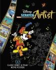 Disney Scratch Artist: Classic Disney & Pixar Movie Posters Cover Image