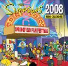 The Simpsons 2008 Mini Calendar Cover Image