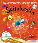 Spinderella Board Book Cover Image