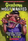 Creature Teacher: The Final Exam (Goosebumps: Most Wanted #6) Cover Image