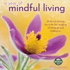 Year of Mindful Living 2022 Wall Calendar Cover Image