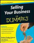 Selling Your Business for Dummies Cover Image