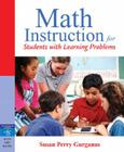 Math Instruction for Students with Learning Problems Cover Image