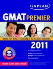 Kaplan GMAT 2011 Premier with CD-ROM Cover Image