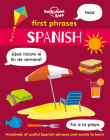 First Phrases - Spanish (First Words) Cover Image