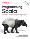 Programming Scala: Scalability = Functional Programming + Objects Cover Image