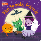 Five Spooky Friends: A Count & Slide Book Cover Image