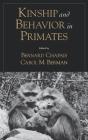 Kinship and Behavior in Primates Cover Image