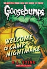 Welcome to Camp Nightmare (Classic Goosebumps #14) Cover Image