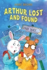 Arthur Lost and Found Cover Image