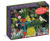 Nathalie Lété: Still Life with Pineapple 1,000-Piece Puzzle (Artisan Puzzle) Cover Image