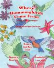 Where Hummingbirds Come From Bilingual Hebrew English Cover Image