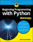 Beginning Programming with Python for Dummies Cover Image