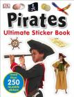 Ultimate Sticker Book: Pirates Cover Image