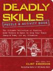 Deadly Skills Puzzle and Activity Book Cover Image