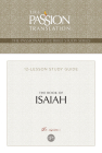 Tpt the Book of Isaiah: 12-Lesson Study Guide (Passionate Life Bible Study) Cover Image