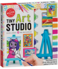 Tiny Art Studio: Color & Create 10 Mini Masterpieces Cover Image