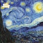 Adult Jigsaw Puzzle Van Gogh: Starry Night: 1000-Piece Jigsaw Puzzles Cover Image