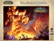 World of Warcraft: The Firelord Puzzle Cover Image
