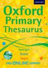 Oxford Primary Thesaurus 2012 Cover Image