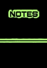Notes: (7 x 10) Notebook Cover Image