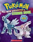 Pokemon All-New Collector's Sticker Book [With Over 450 Stickers] Cover Image