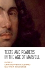 Texts and Readers in the Age of Marvell Cover Image