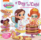A Day at the Cafe: A Scratch-and-Sniff Book (Butterbean's Cafe) Cover Image