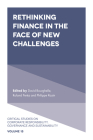 Rethinking Finance in the Face of New Challenges (Critical Studies on Corporate Responsibility) Cover Image