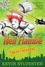Neil Flambé and the Tokyo Treasure (The Neil Flambe Capers #4) Cover Image