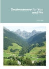 Deuteronomy for You and Me Cover Image