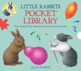 Little Rabbits Pocket Library (Little Rabbit Books) Cover Image