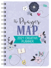2021 Creative Planner The Prayer Map® Cover Image