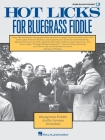 Hot Licks for Bluegrass Fiddle Cover Image