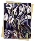 Tamara de Lempicka: Arums Greeting Card Pack: Pack of 6 (Greeting Cards) Cover Image