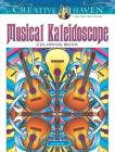 Creative Haven Musical Kaleidoscope Coloring Book (Creative Haven Coloring Books) Cover Image