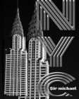 Iconic Chrysler Building New York City Drawing Writing journal Cover Image