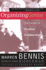 Organizing Genius: The Secrets of Creative Collaboration Cover Image