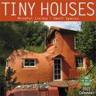 Tiny Houses 2021 Wall Calendar: Mindful Living, Small Spaces Cover Image